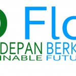 Eco Flores logo and slogan bilingual 3
